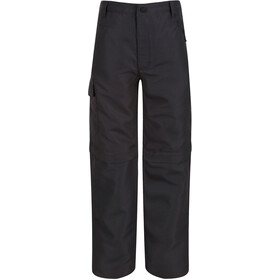 Regatta Sorcer II Zip-Off Trousers Kids ash